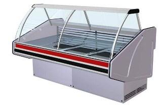 Холодильная витрина среднетемпературная ВС 4 Лира