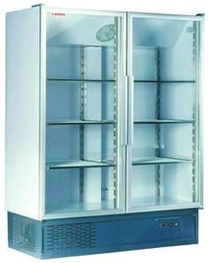 Холодильный стеклянный шкаф Арктика