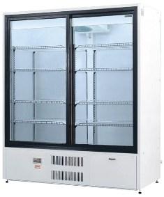 Шкаф холодильный стеклянный