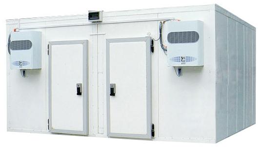 Холодильные камеры компании Мир Холода