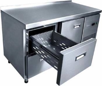 Холодильный (охлаждаемый) стол - статья в каталоге торгового холодильного оборудования IceCatalog.ru