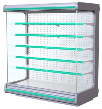 Холодильная горка (бирюзовый цвет)