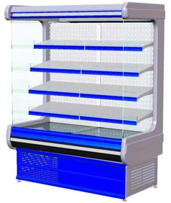 Холодильная горка (синяя)