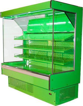 Холодильная горка Кифато Мадрид 2500 фруктовая