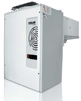Холодильный моноблок Polair Standard MB 108 SF